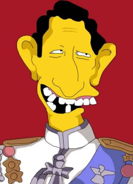 Braces clipart horrible. The british royalty and