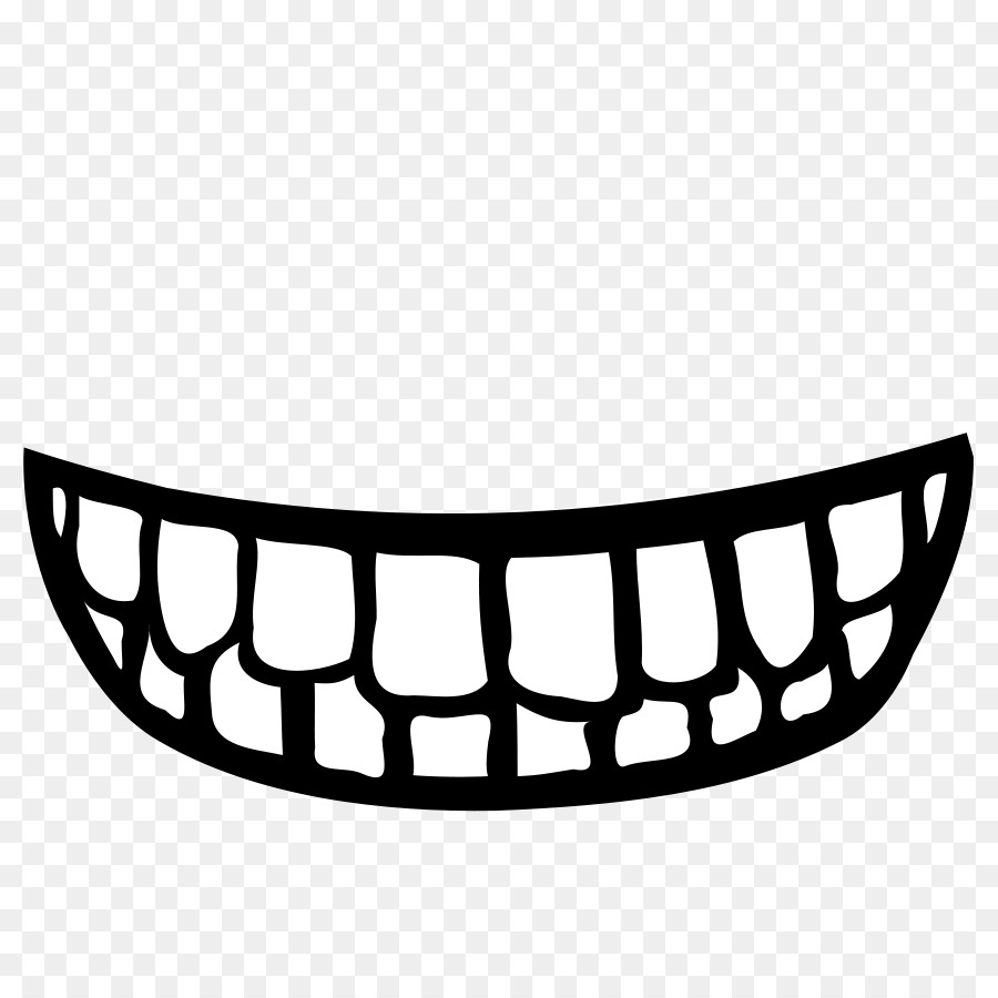 Clipart smile human mouth. Tooth clip art big