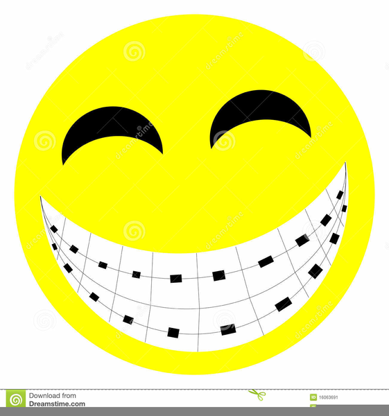 Braces clipart smile. With free images at