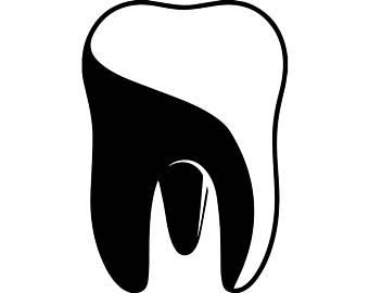 Braces clipart svg. Etsy dentist teeth tooth