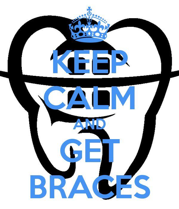 best orthodontic slogans. Braces clipart tooth brace
