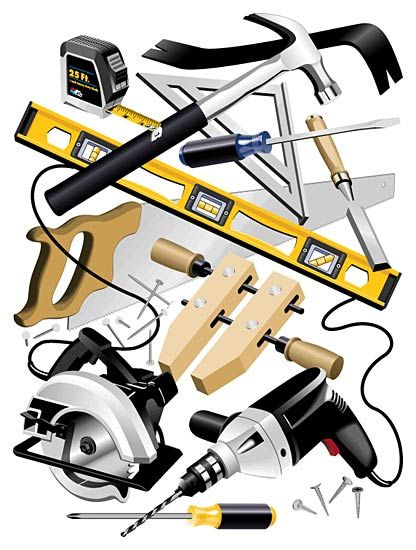 Carpenter clipart woodworking. Tools weight loss pinterest