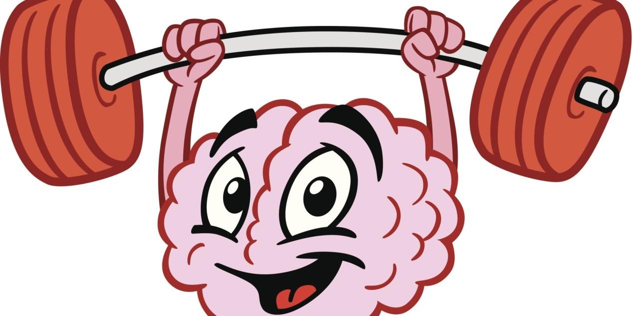 things to boost. Brain clipart brain power