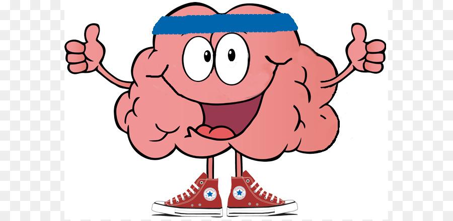 Royalty free clip art. Brain clipart cartoon