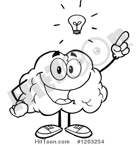 Drawing at getdrawings com. Brain clipart cartoon