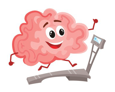 Brain clipart cognitive. Exercise your are couch