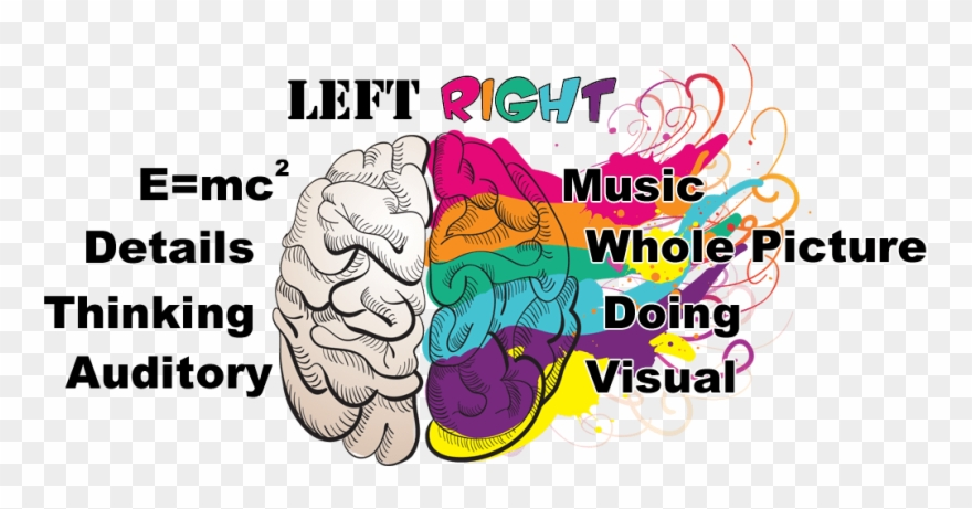 Memories clipart musical brain. Memory right learners png