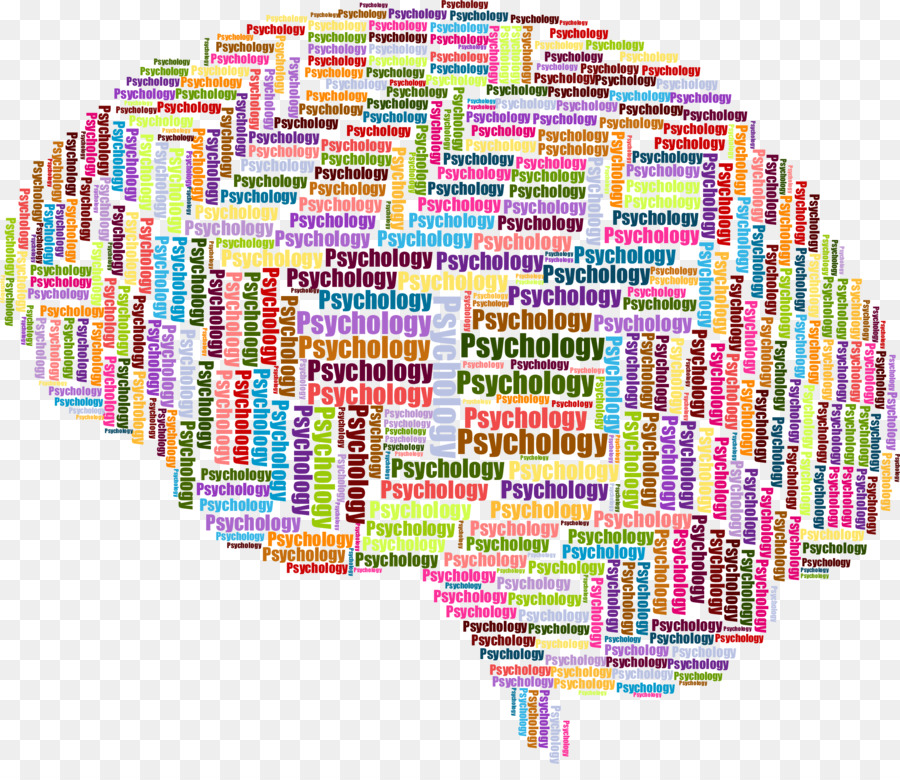 Text background line . Psychology clipart brain function
