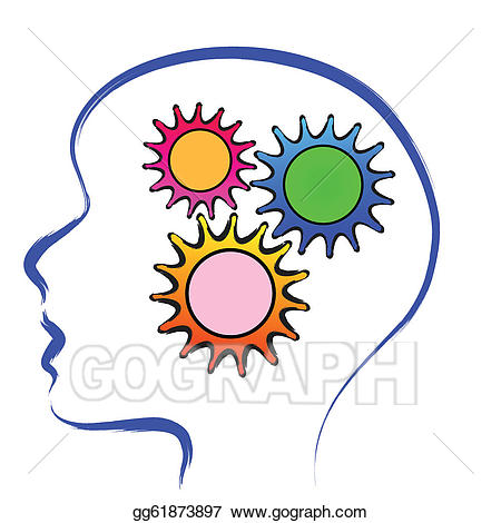 Brain clipart psychology. Clip art royalty free