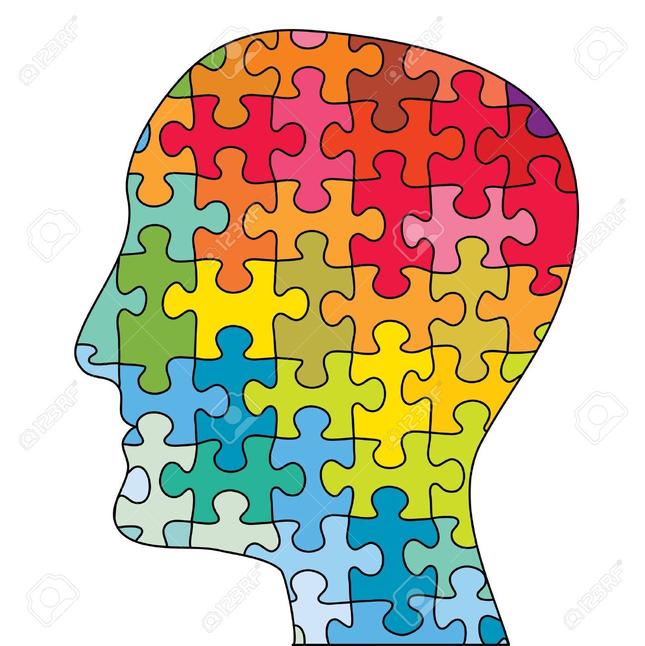 Symbol this head ideas. Brain clipart psychology