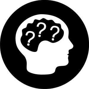 Brain clipart question. Questionmark bryant law leave