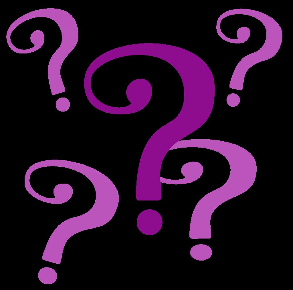Surprise clipart clip art. Purple question mark ytkebkklc