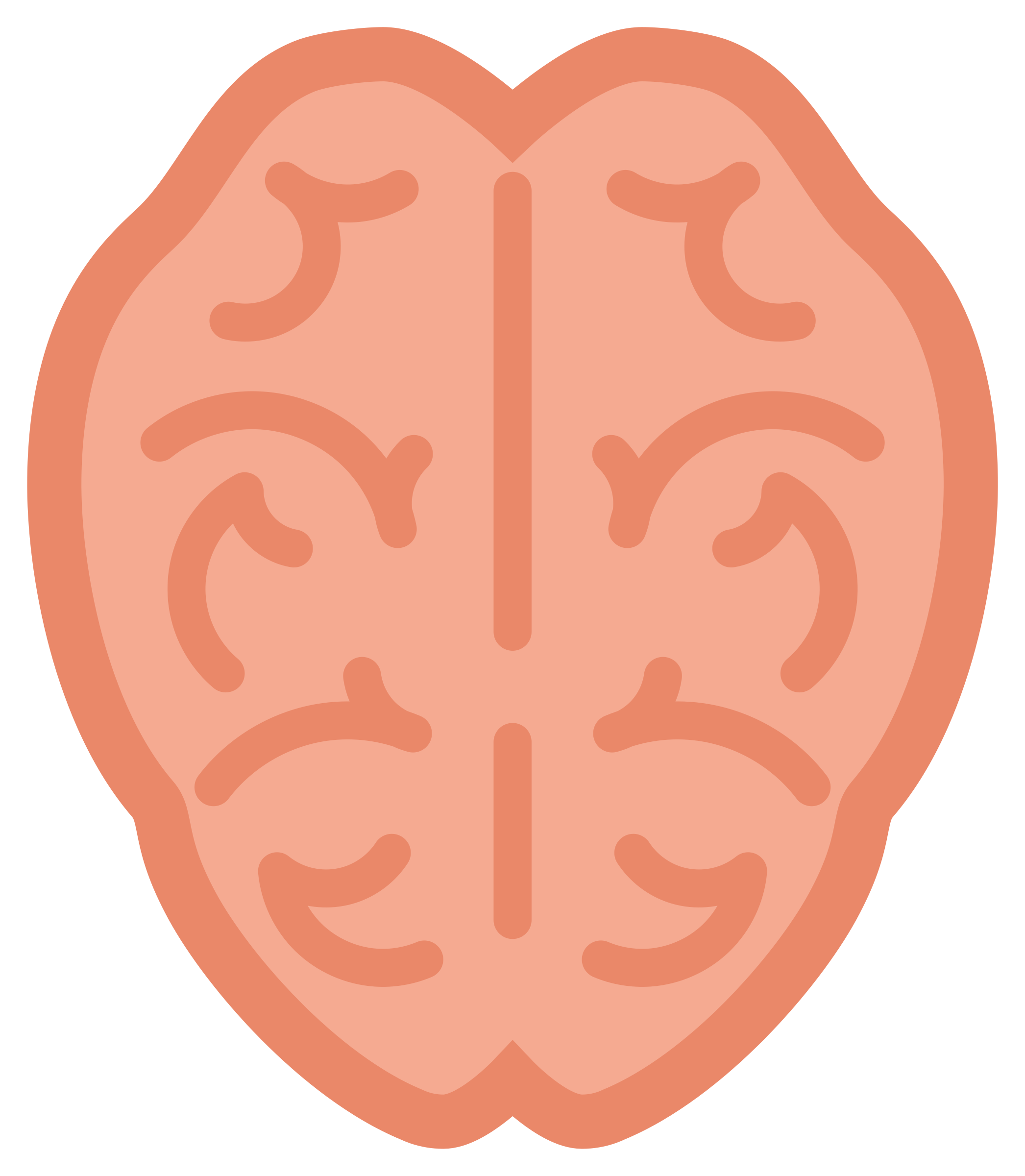 Brain clipart simple.  collection of high