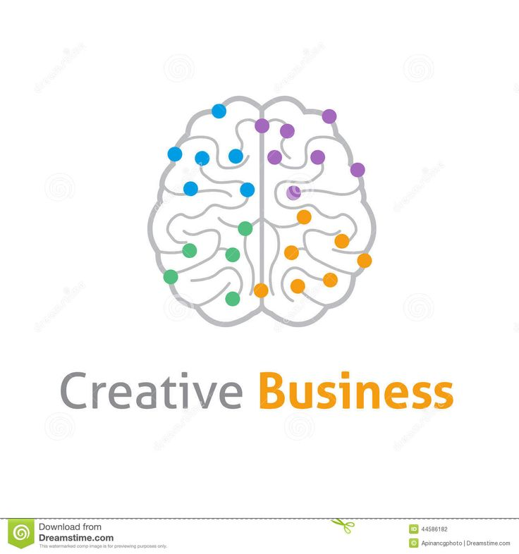Brain clipart symbol.  best logotipo cesami
