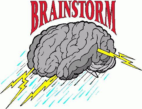 best brainstorming images. Brainstorm clipart