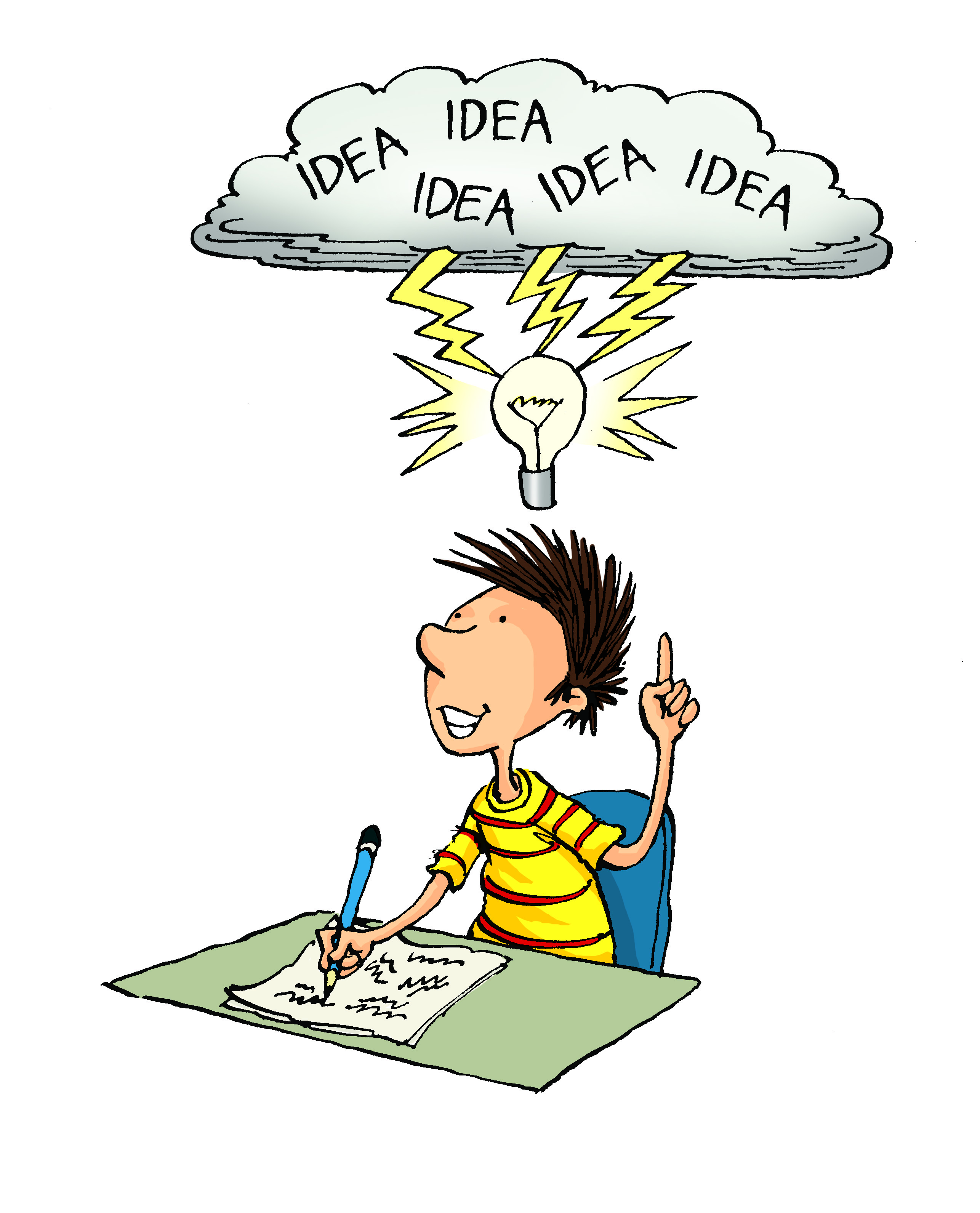 Brainstorm clipart. Top three brainstorming tips