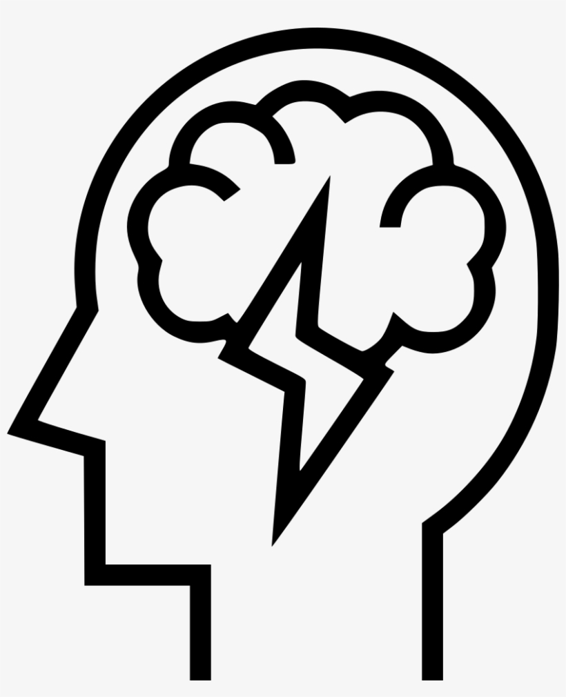 Svg png free download. Brainstorm clipart icon