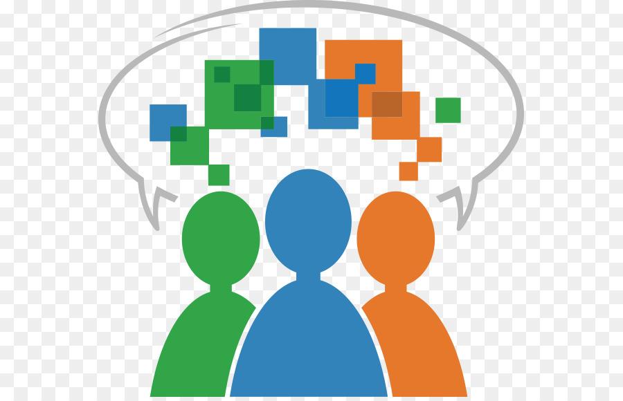 Text background collaboration meeting. Brainstorm clipart idea