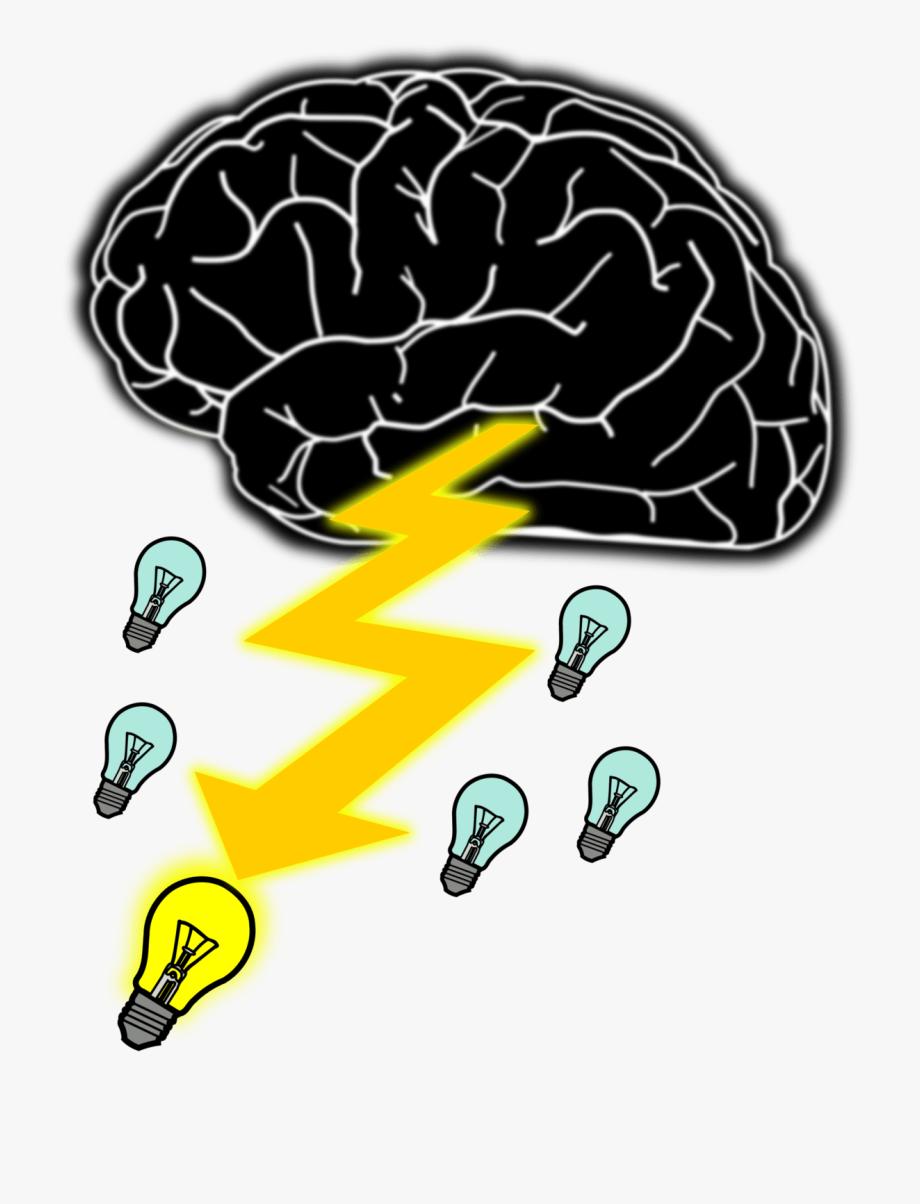 Brainstorm clipart idea. Brainstorming creativity computer icons