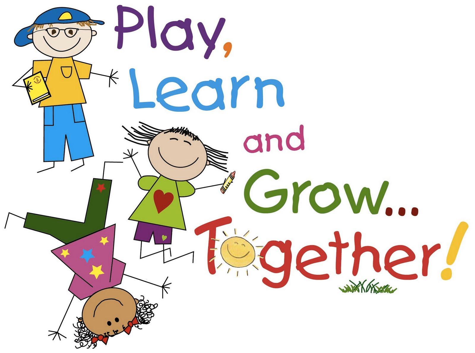 Child development and stability. Brainstorm clipart kids