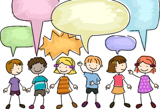 Brainstorm clipart kids. Front loading and carousel