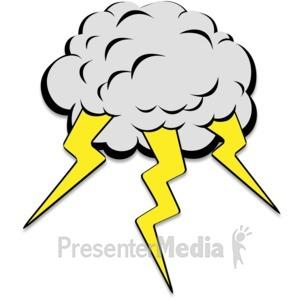 Brainstorm clipart lightning. Brain power presentation great
