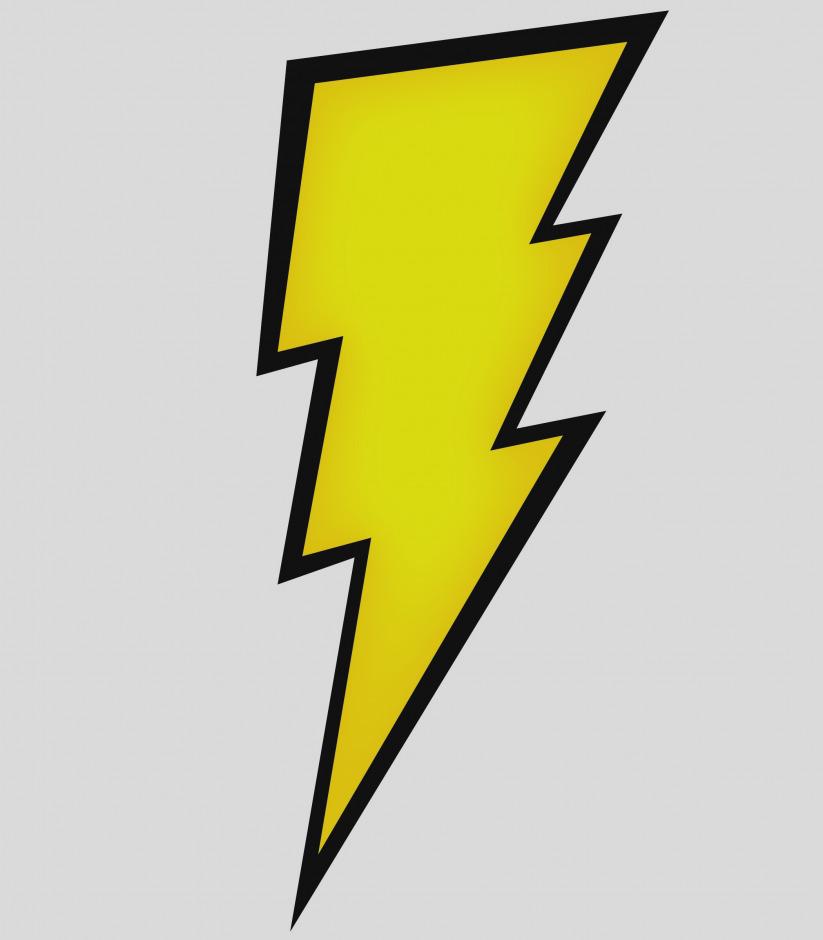Inspirational of clip art. Brainstorm clipart lightning