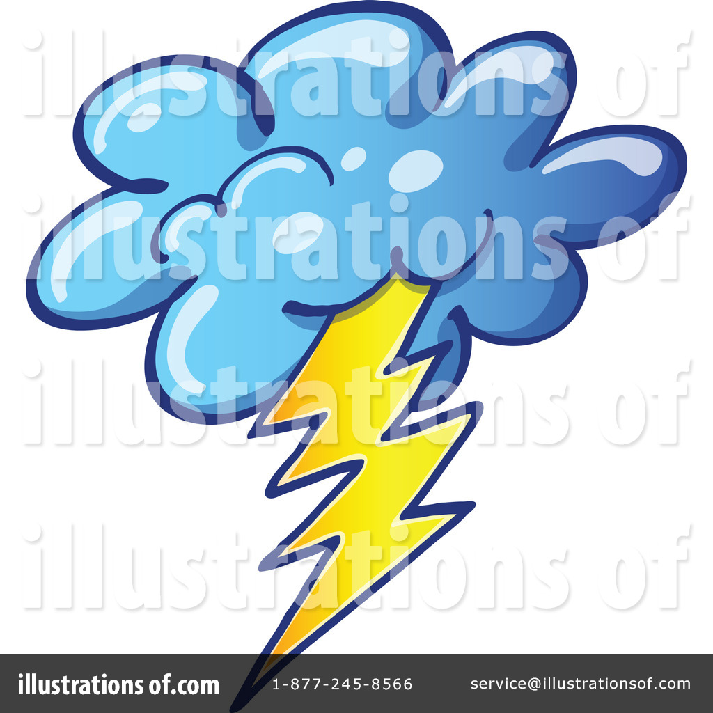 Brainstorm clipart lightning. Illustration by zooco royaltyfree