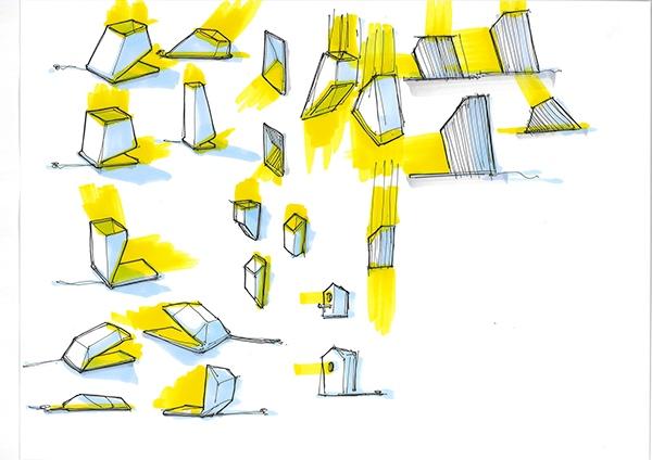 Brainstorm clipart lightning. Sketch on behance session