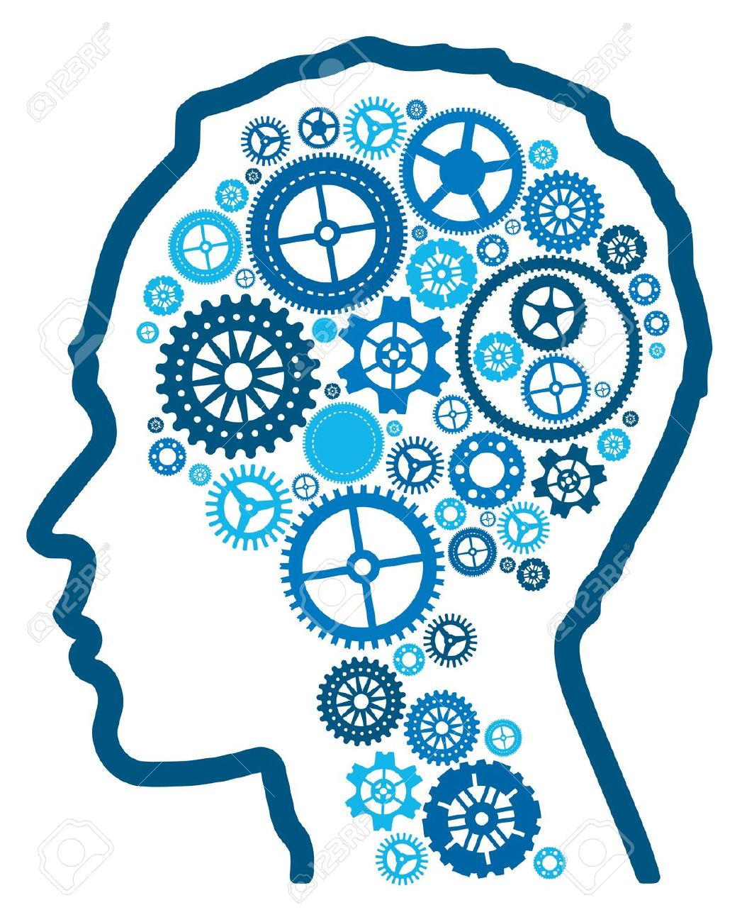 Well suited design intelligence. Brainstorm clipart png