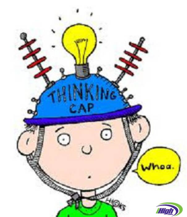 Brain clipart thinking. Critical collection brainstorm cliparts