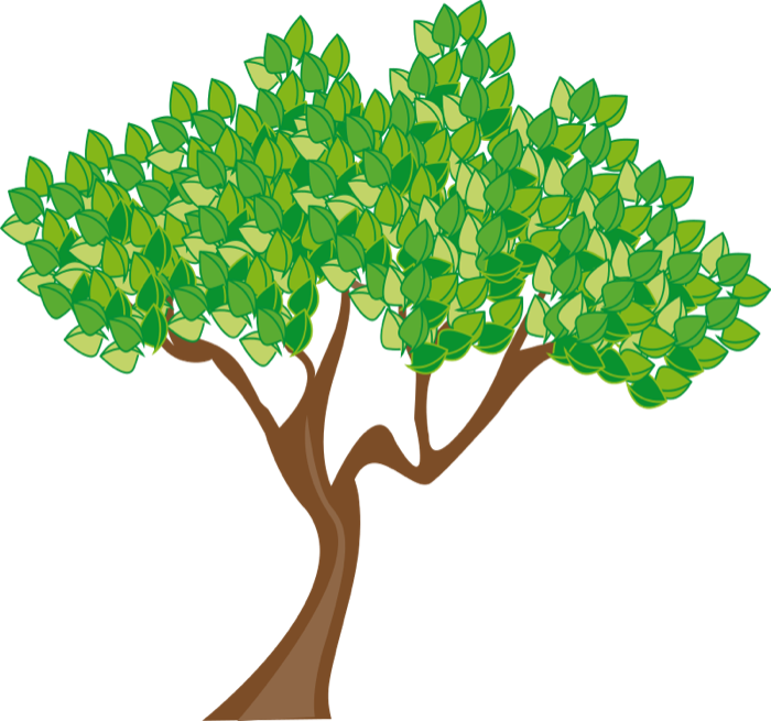 Free tree animations of. Planting clipart under sea