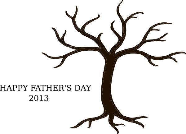 Without branches at clker. Branch clipart clip art tree