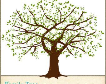 Clip art image cricut. Branch clipart family tree