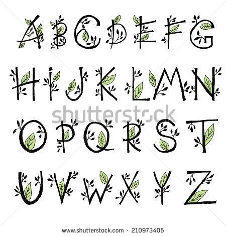 best simbolos y. Branch clipart font