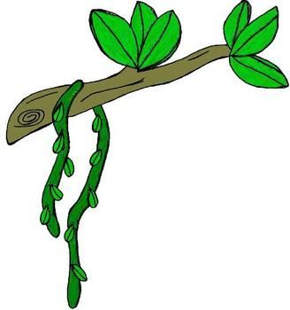 Leaves cliparts free download. Branch clipart jungle