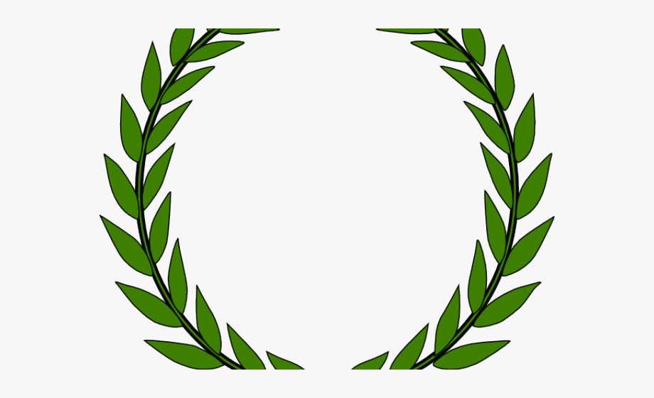 Laurel wreath free cliparts. Branch clipart olive branch