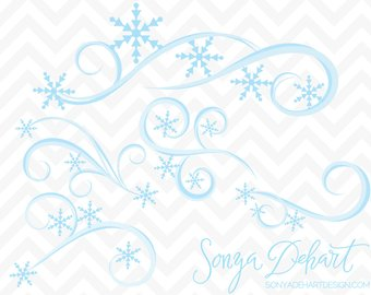 Winter wonderland clip art. Branch clipart sanga