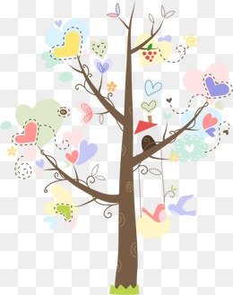 Branch clipart sanga. Love hearts png images
