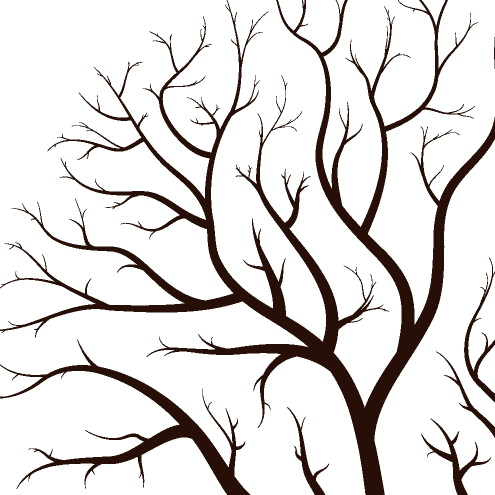 Silhouette at getdrawings com. Branch clipart tree limb
