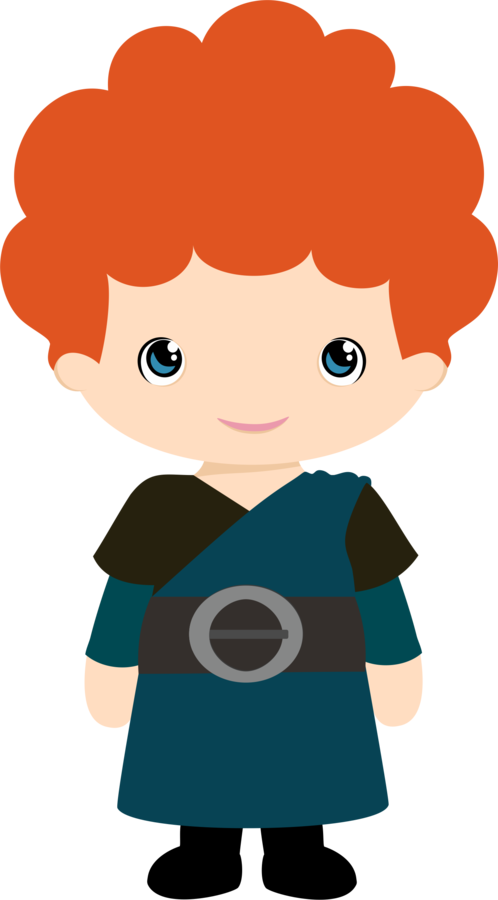 Free princess merida brave. Dream clipart inspiration
