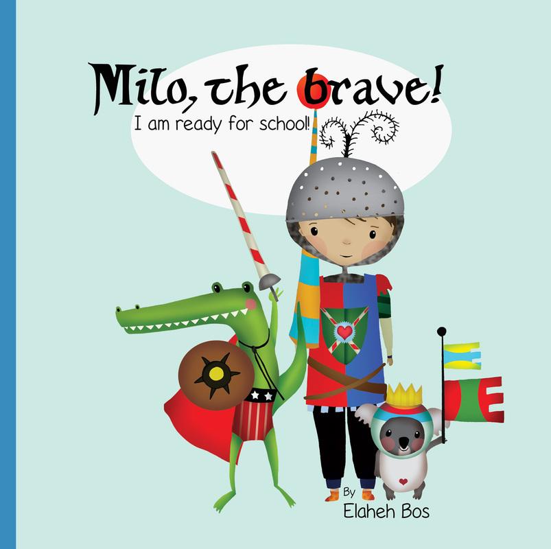 Brave clipart preschool. Milo or maya the