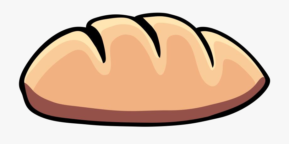 Transparent big image png. Bread clipart