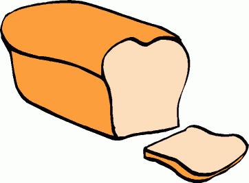Clipart bread.