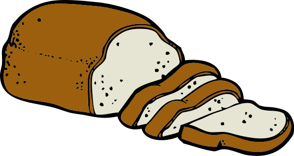 Free bread pages of. Bakery clipart animated