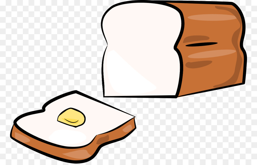 Transparent bread cliparts free. Butter clipart toast butter