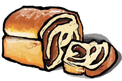 Hungarian foods zingerman s. Bread clipart baked goods