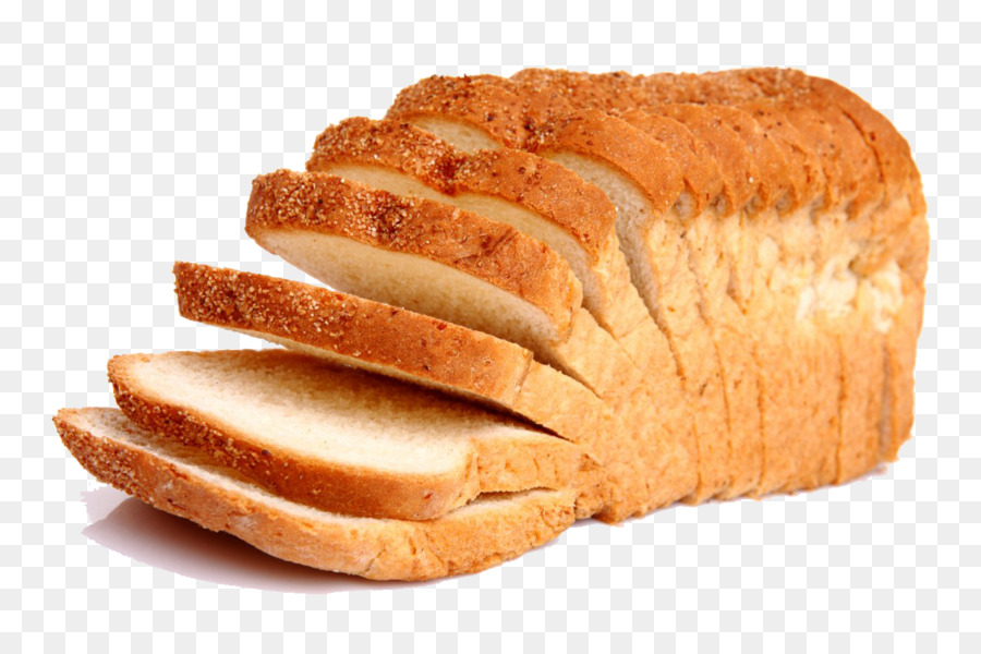 White clip art png. Bread clipart baked goods