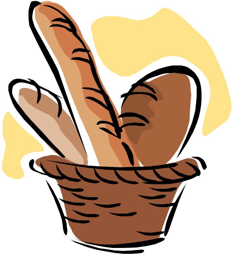 Bread bread basket
