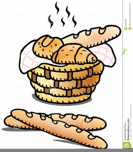 Clipart bread bread basket. Free images at clker